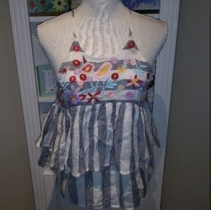 Altered State Boho top